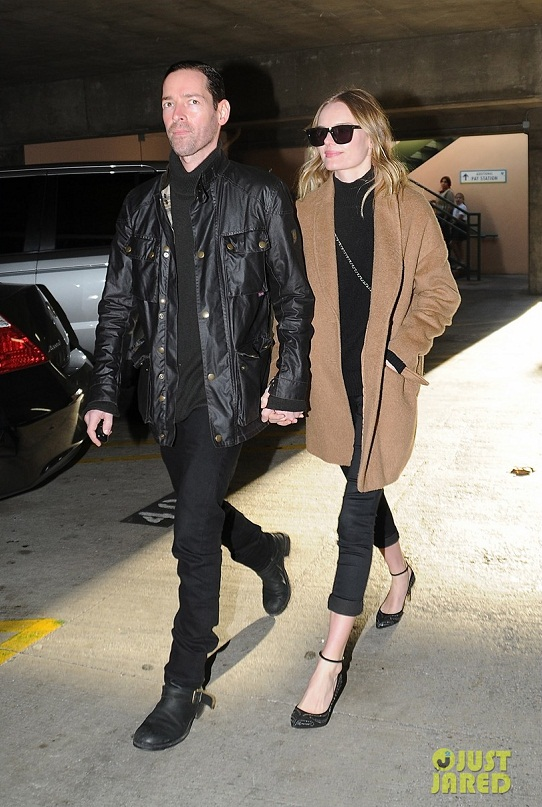 EXCLUSIVE: Kate Bosworth and Michael Polish in Beverly Hills