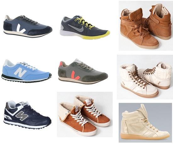 zapatillas deporte con estilo