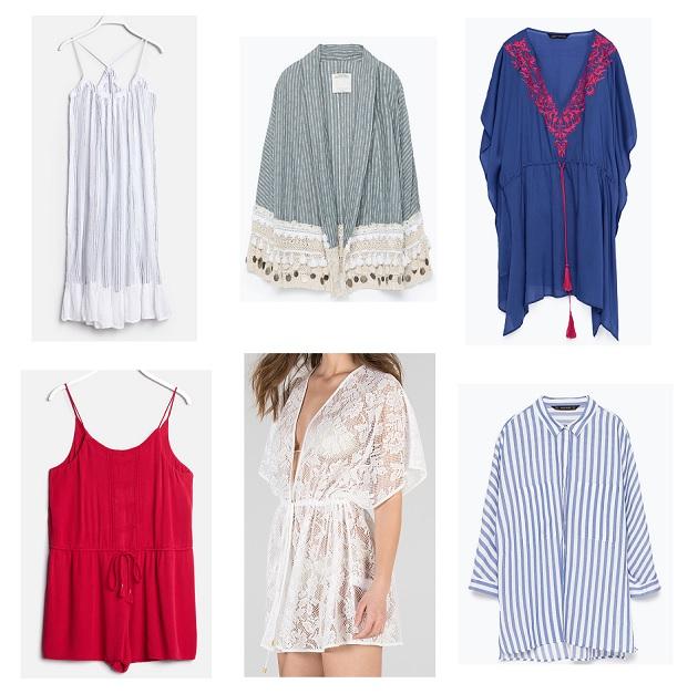 shopping beachwear