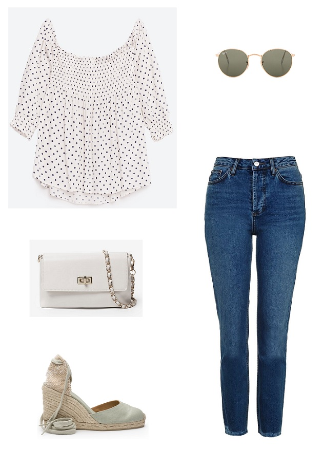 look alpargatas jeans