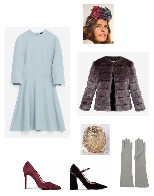 look-vestido-gris-azulado