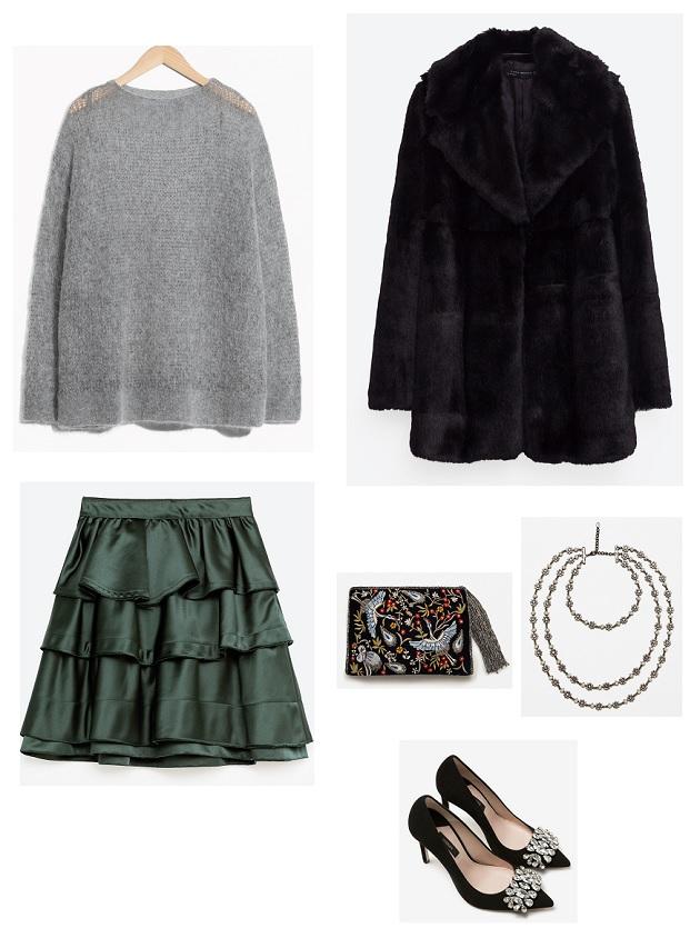 look-nochebuena-jersey-falda-festiva