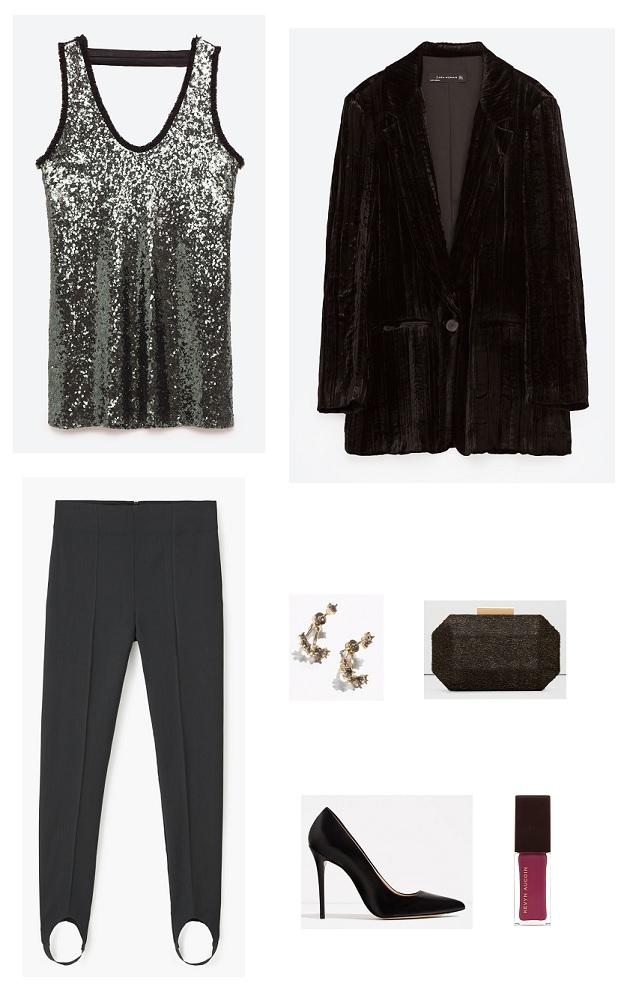 look-nochevieja-leggings-vestido-paillettes