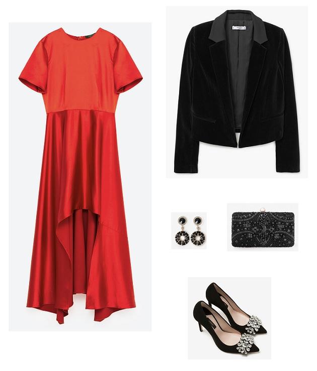 look-vestido-tail-hem-rojo