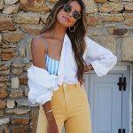 looks de verano con pantalón