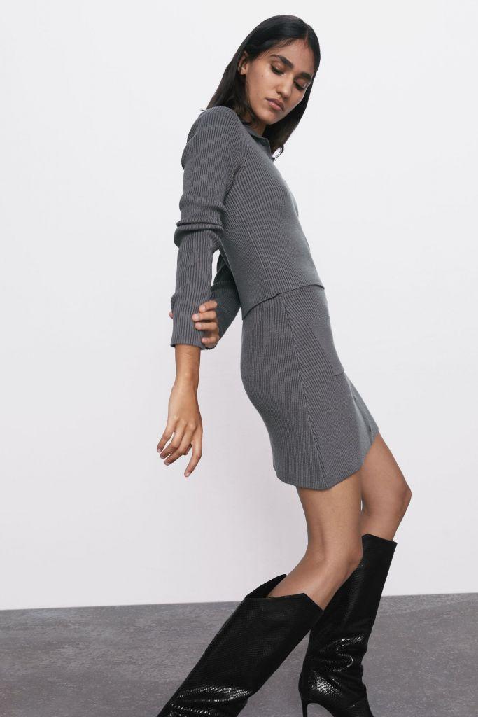 conjunto-jersey-falda-punto