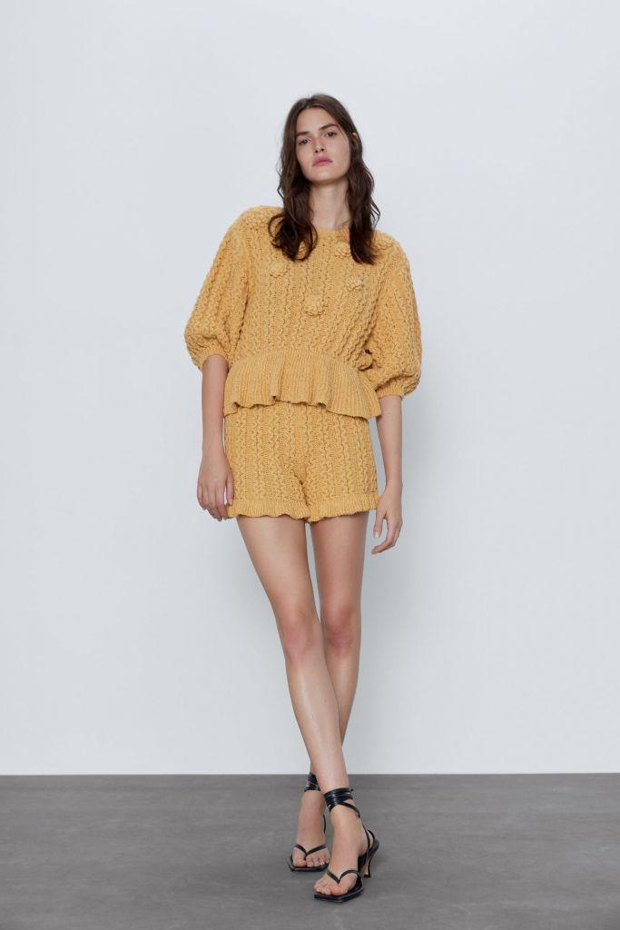 conjunto-shorts-punto-Zara