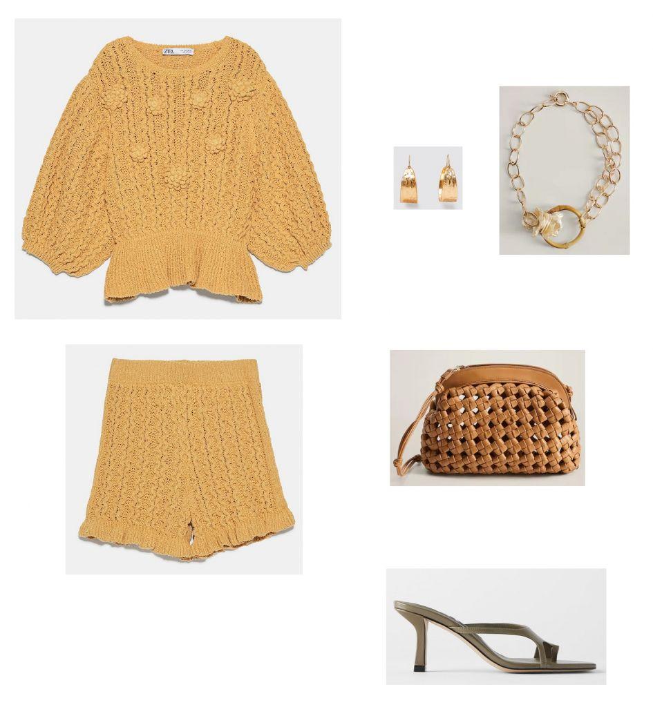look-conjunto-shorts-punto-Zara