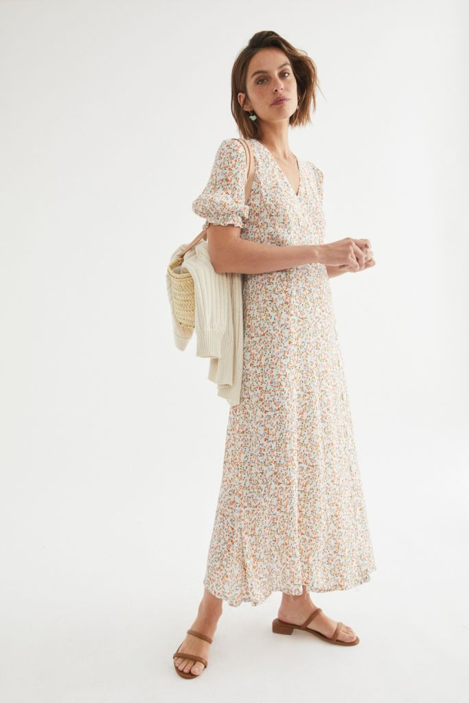 vestido floral eseoese