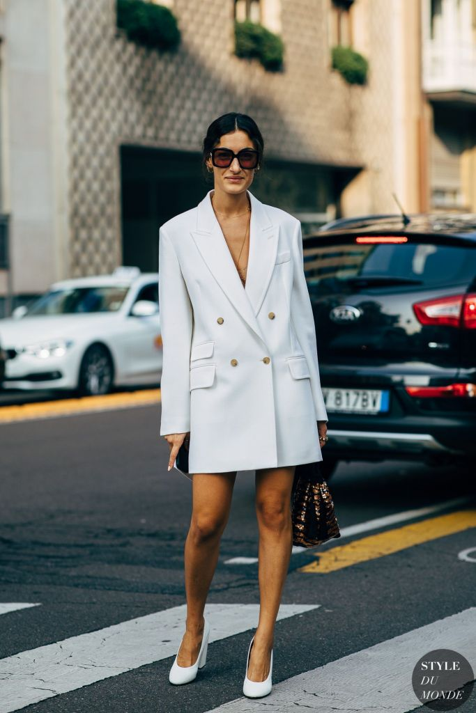 looks-con-vestido-blazer-blanco