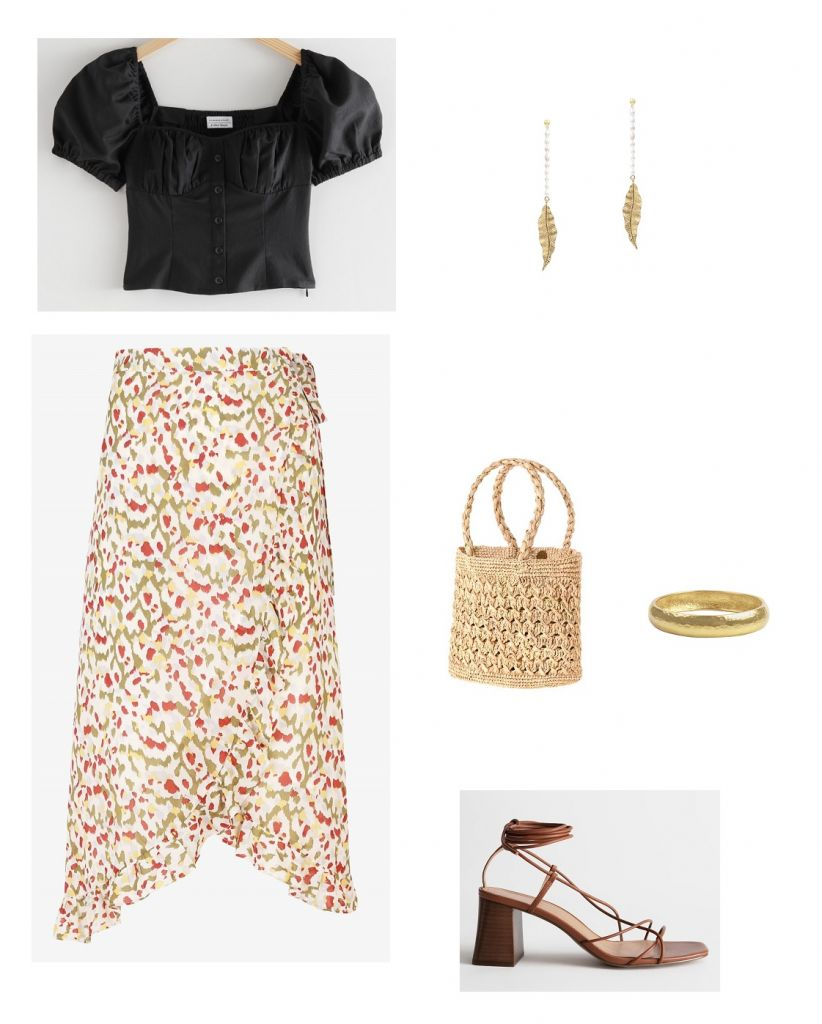 look-falda-estampada