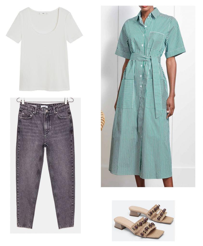looks-con-camiseta-básica