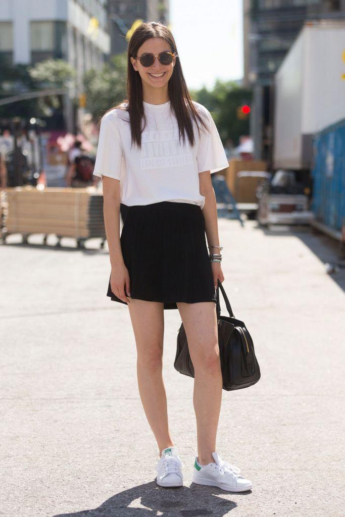 looks-con-falda-negra