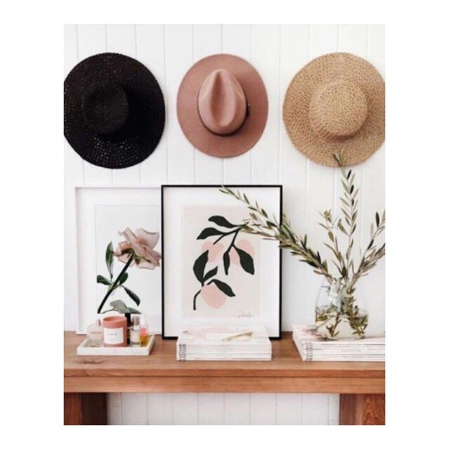 donde-como-decorar-con-sombreros
