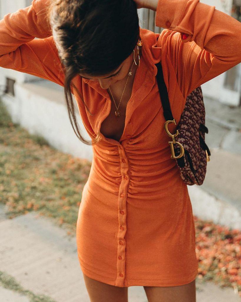 vestido-drapeado-frontal-tendencias