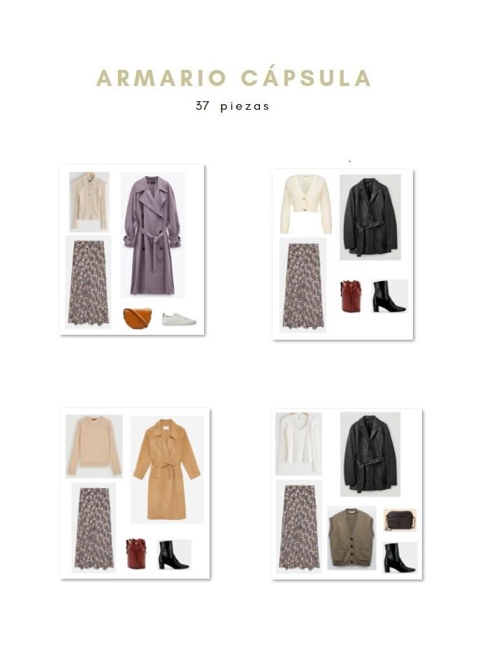looks-armario-cápsula-otoño-pantalon-falda-estampada