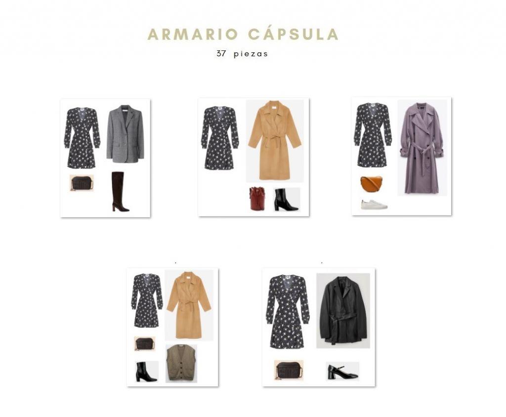 looks-armario-cápsula-otoño-vestido-estampado