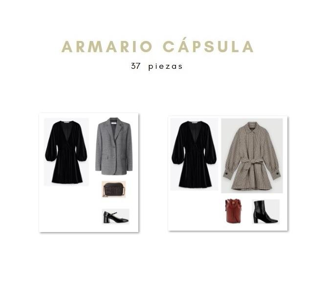 looks-armario-cápsula-otoño-vestido-negro