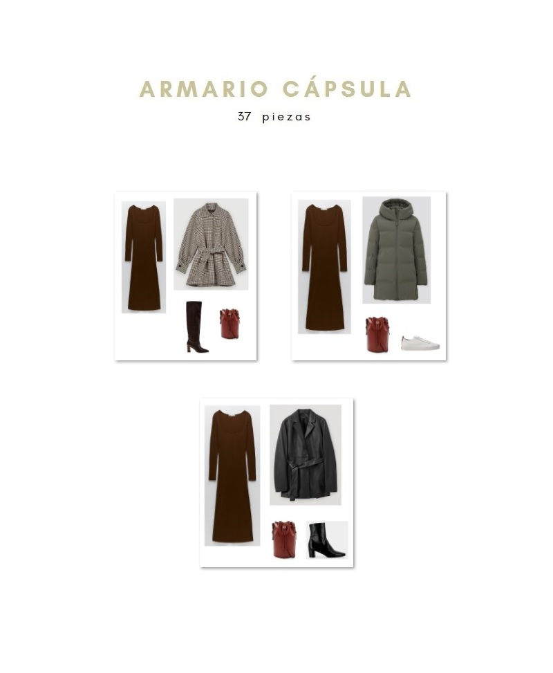 looks-armario-cápsula-otoño-vestido-punto