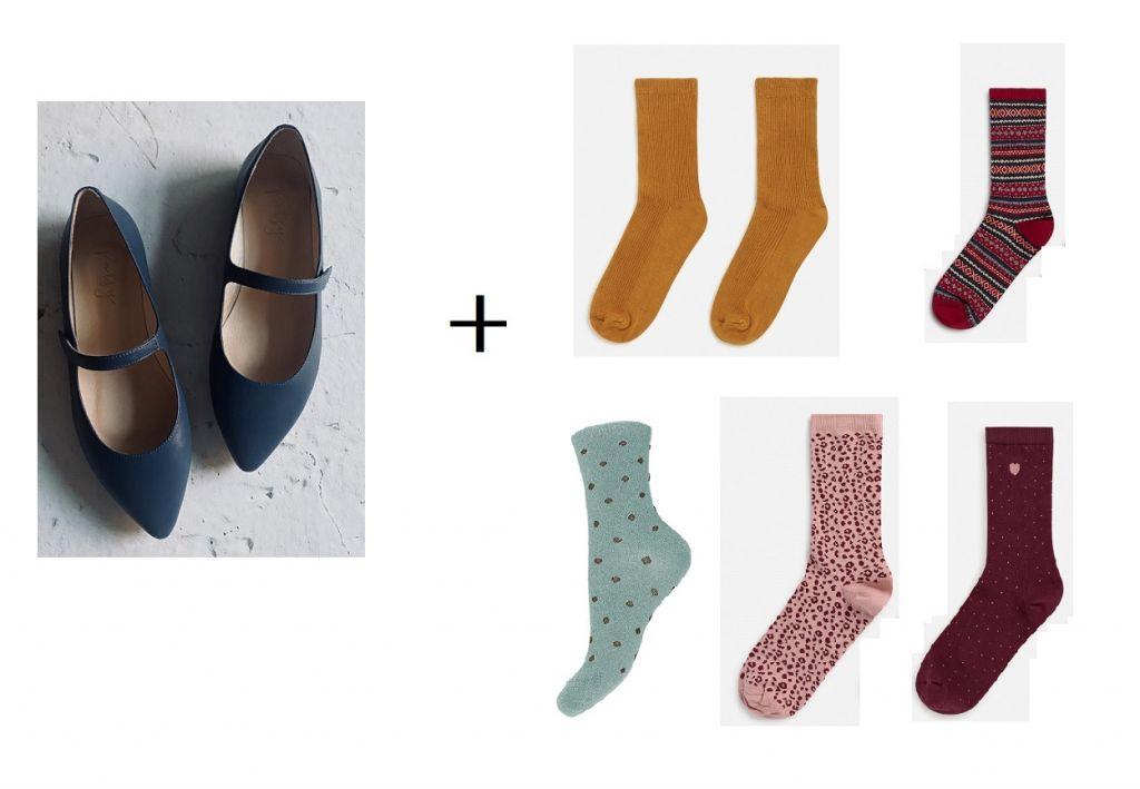 combinaciones-merceditas-calcetines