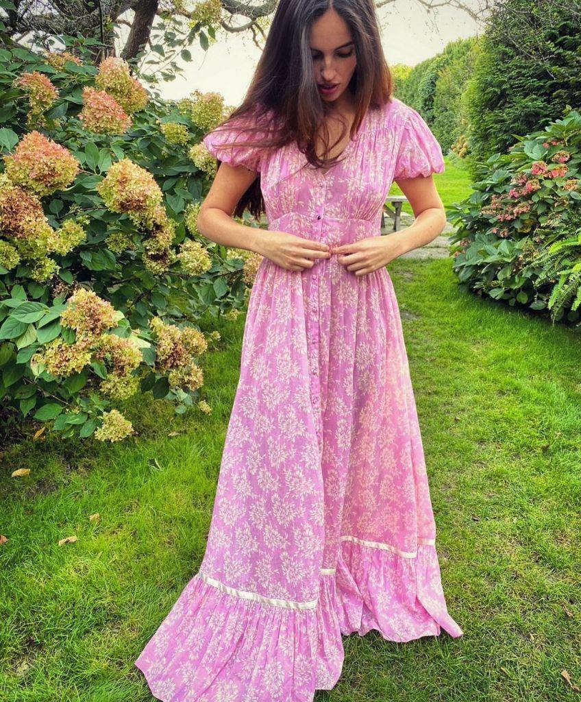 look-vestido-floral-rosa