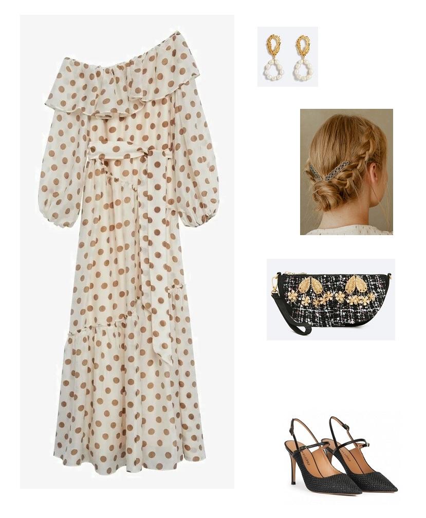 look-vestido-lunares