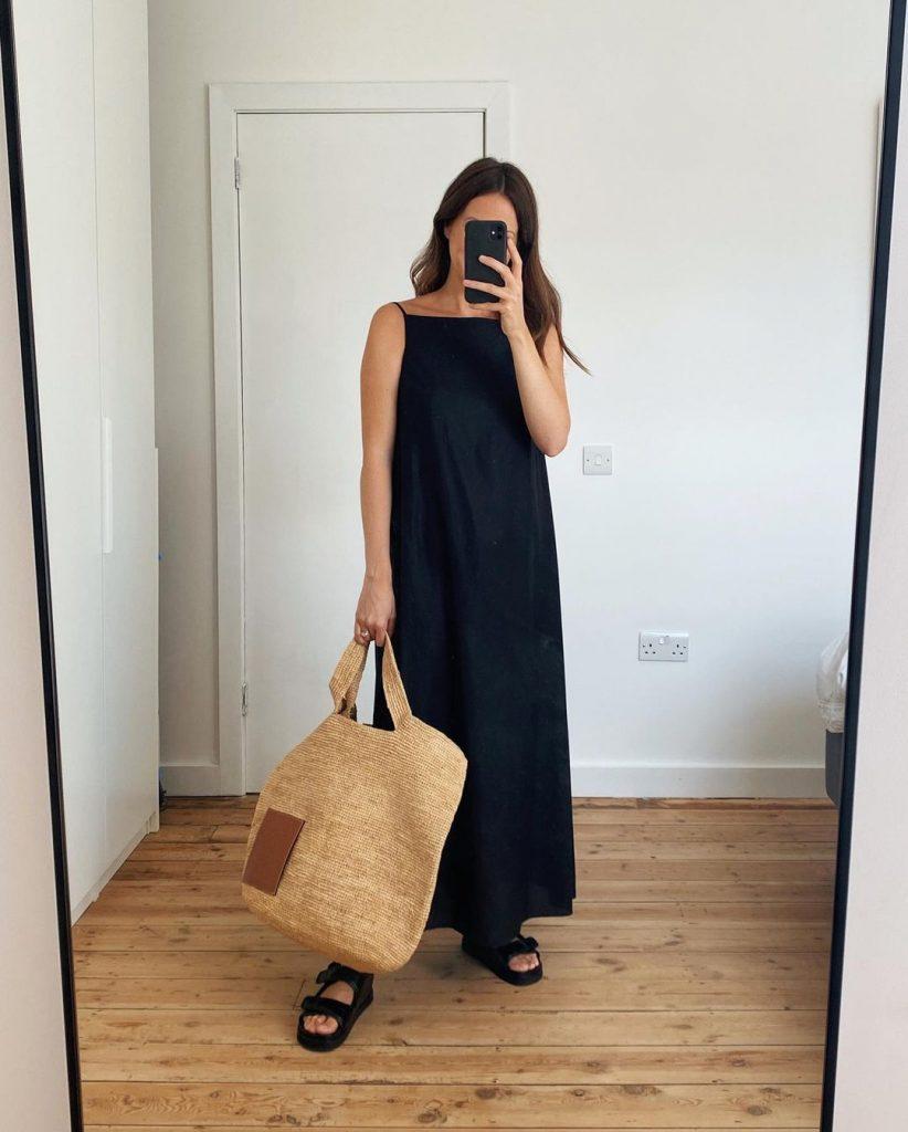 look-vestido-negro-largo