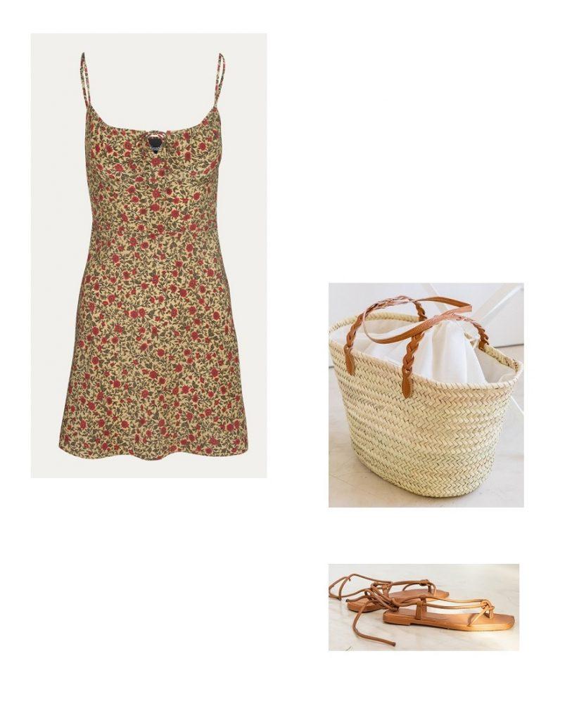 Look armario cápsula verano